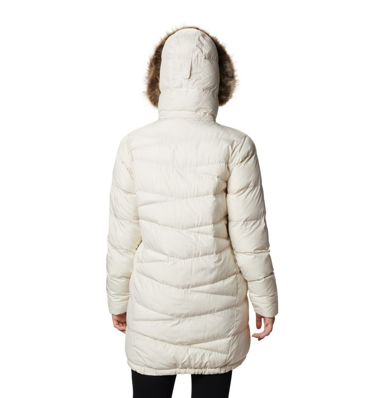 Peak to Park™ Mid Insulated Jacket | 191 | XL Women's Peak to Park™ Mid Insulated Jacket, Chalk, back