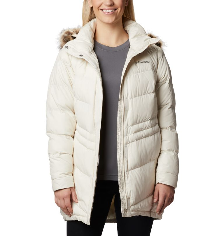 Peak to Park™ Mid Insulated Jacket | 191 | XL Women's Peak to Park™ Mid Insulated Jacket, Chalk, front