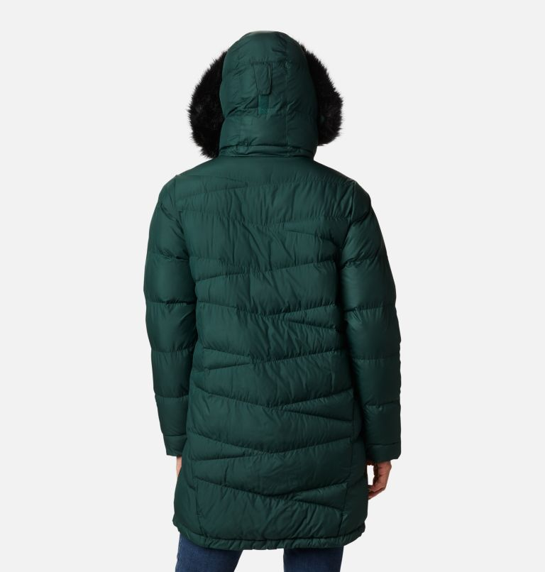 Women's Peak to Park™ Mid Insulated Jacket Women's Peak to Park™ Mid Insulated Jacket, back