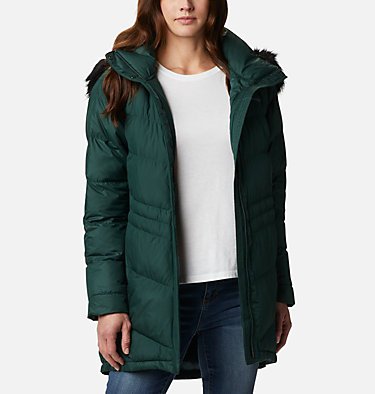 Women's Peak to Park™ Mid Insulated Jacket Peak to Park™ Mid Insulated Jacket | 671 | M, Spruce, front