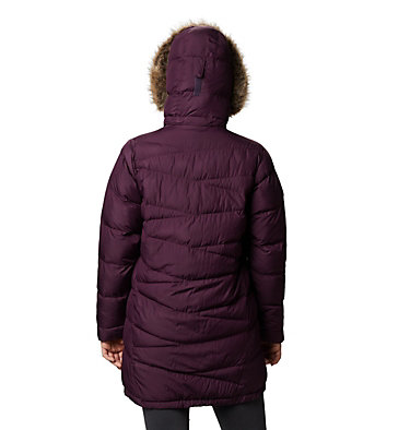 Women's Peak to Park™ Mid Insulated Jacket Peak to Park™ Mid Insulated Jacket | 671 | M, Black Cherry, back