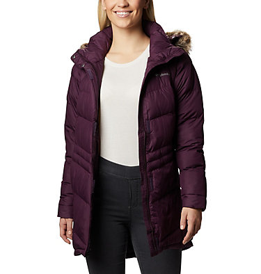 Women's Peak to Park™ Mid Insulated Jacket Peak to Park™ Mid Insulated Jacket | 671 | M, Black Cherry, front