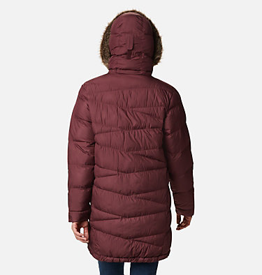 Women's Peak to Park™ Mid Insulated Jacket Peak to Park™ Mid Insulated Jacket | 671 | M, Malbec, back