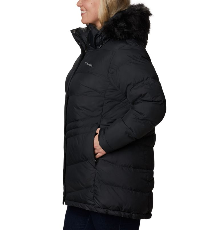Peak to Park™ Mid Insulated Jacket | 010 | 3X Women's Peak to Park™ Mid Insulated Jacket - Plus Size, Black, a1