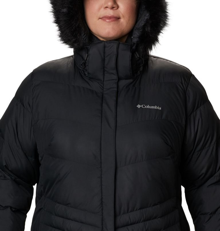 Peak to Park™ Mid Insulated Jacket | 010 | 3X Women's Peak to Park™ Mid Insulated Jacket - Plus Size, Black, a2