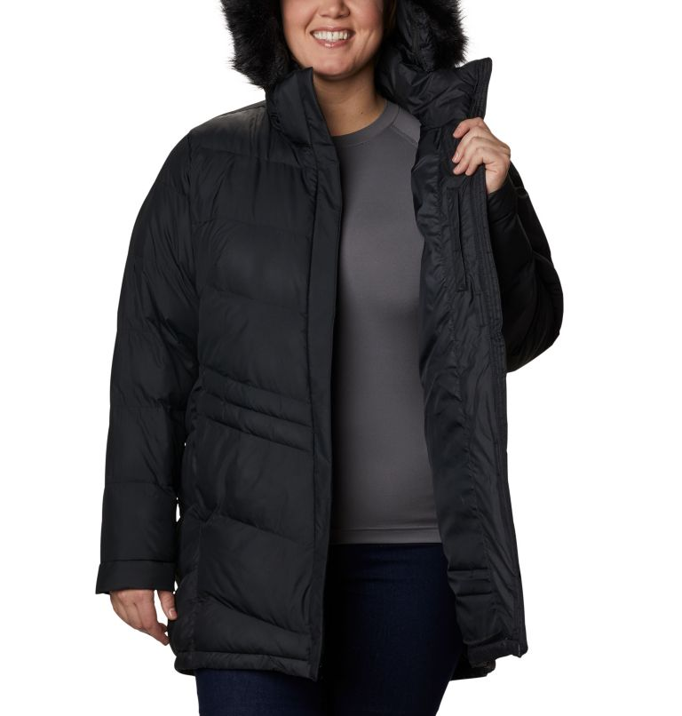 Peak to Park™ Mid Insulated Jacket | 010 | 3X Women's Peak to Park™ Mid Insulated Jacket - Plus Size, Black, a3