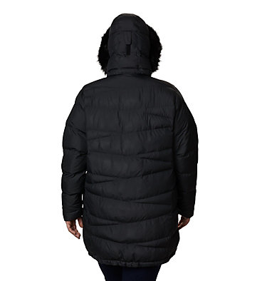 Women's Peak to Park™ Mid Insulated Jacket - Plus Size Peak to Park™ Mid Insulated Jacket | 671 | 3X, Black, back