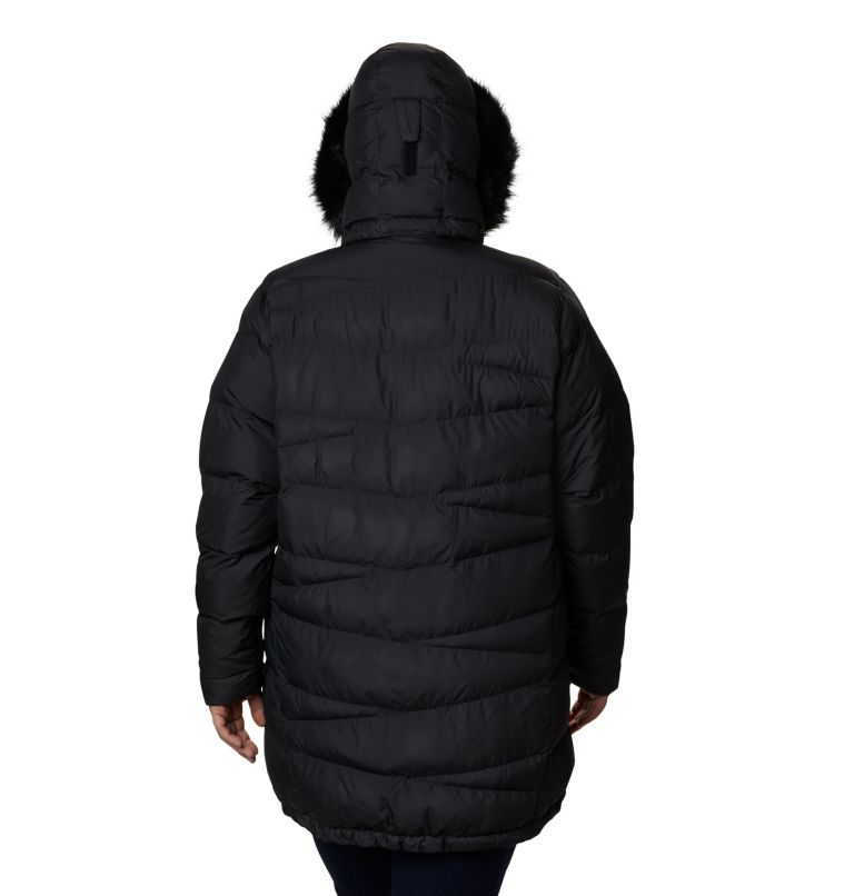 Peak to Park™ Mid Insulated Jacket | 010 | 3X Women's Peak to Park™ Mid Insulated Jacket - Plus Size, Black, back