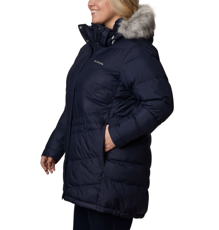 Peak to Park™ Mid Insulated Jacket | 472 | 2X Women's Peak to Park™ Mid Insulated Jacket - Plus Size, Dark Nocturnal, a1