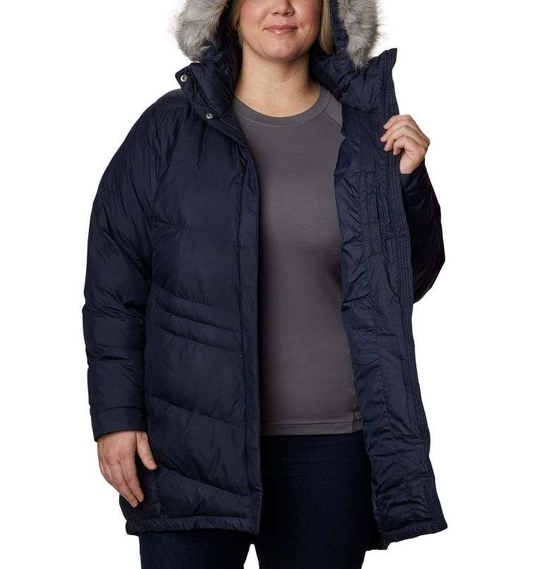 Peak to Park™ Mid Insulated Jacket | 472 | 2X Women's Peak to Park™ Mid Insulated Jacket - Plus Size, Dark Nocturnal, a3