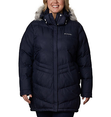 Women's Peak to Park™ Mid Insulated Jacket - Plus Size Peak to Park™ Mid Insulated Jacket | 671 | 3X, Dark Nocturnal, front
