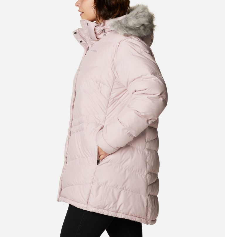 Peak to Park™ Mid Insulated Jacket   618   2X Women's Peak to Park™ Mid Insulated Jacket - Plus Size, Mineral Pink, a1