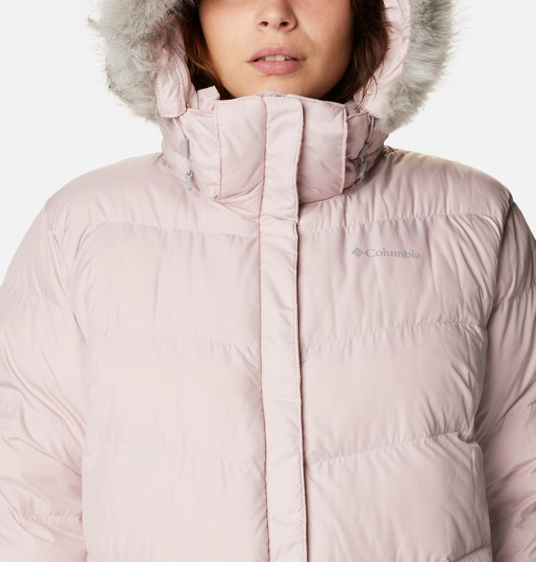 Peak to Park™ Mid Insulated Jacket   618   2X Women's Peak to Park™ Mid Insulated Jacket - Plus Size, Mineral Pink, a2