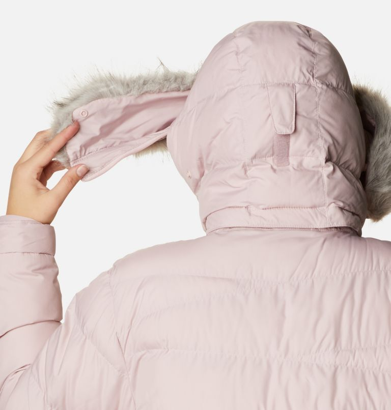 Peak to Park™ Mid Insulated Jacket   618   2X Women's Peak to Park™ Mid Insulated Jacket - Plus Size, Mineral Pink, a4