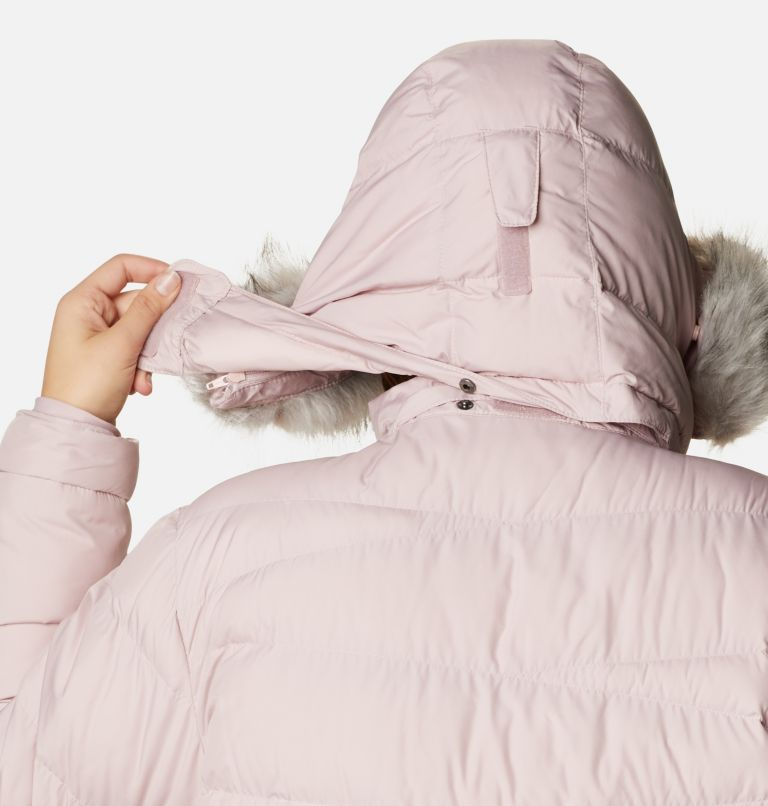Peak to Park™ Mid Insulated Jacket   618   2X Women's Peak to Park™ Mid Insulated Jacket - Plus Size, Mineral Pink, a5