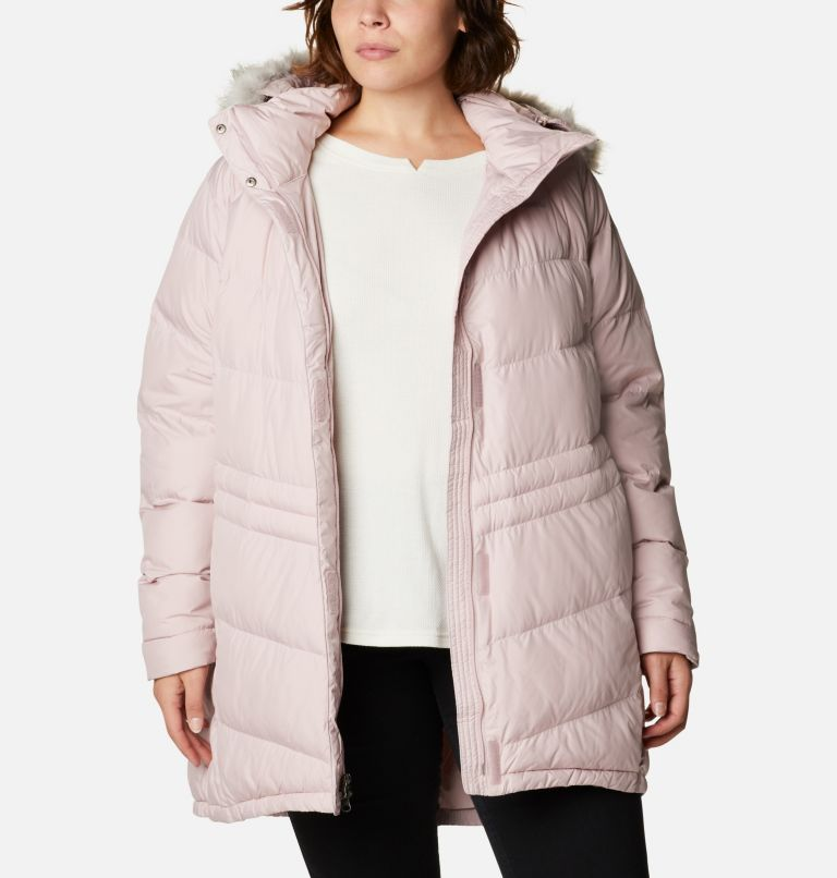 Peak to Park™ Mid Insulated Jacket   618   2X Women's Peak to Park™ Mid Insulated Jacket - Plus Size, Mineral Pink, a7