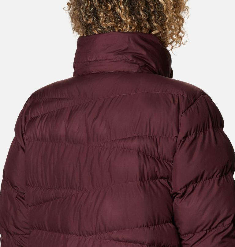 Peak to Park™ Mid Insulated Jacket | 671 | 1X Women's Peak to Park™ Mid Insulated Jacket - Plus Size, Malbec, a6
