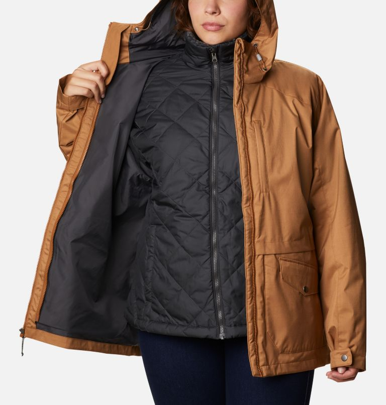 Women's Mount Erie™ Interchange Jacket - Plus Size Women's Mount Erie™ Interchange Jacket - Plus Size, a3