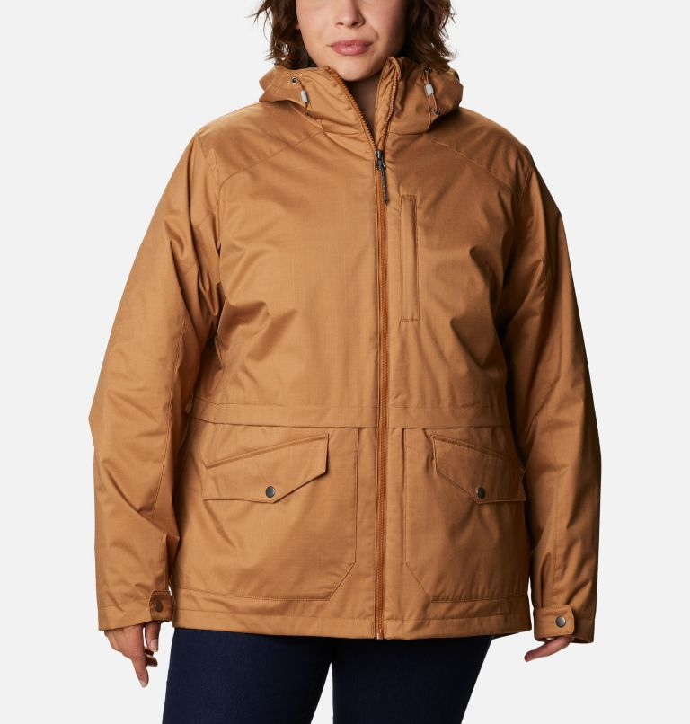 Women's Mount Erie™ Interchange Jacket - Plus Size Women's Mount Erie™ Interchange Jacket - Plus Size, front