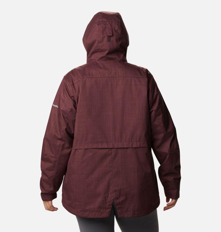 Women's Mount Erie™ Interchange Jacket - Plus Size Women's Mount Erie™ Interchange Jacket - Plus Size, back