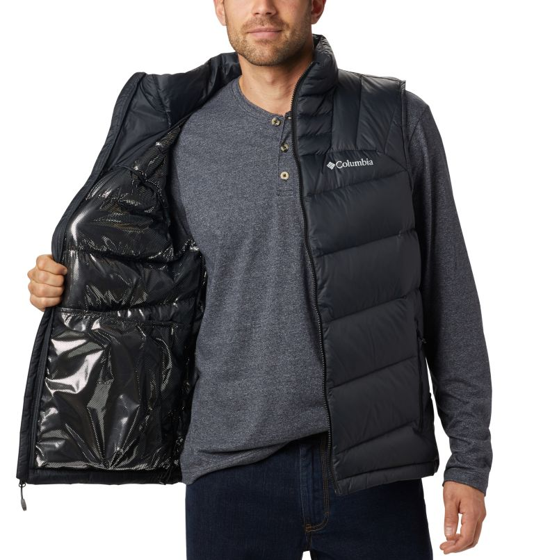 Men's Centennial Creek Down Vest Men's Centennial Creek Down Vest, a1