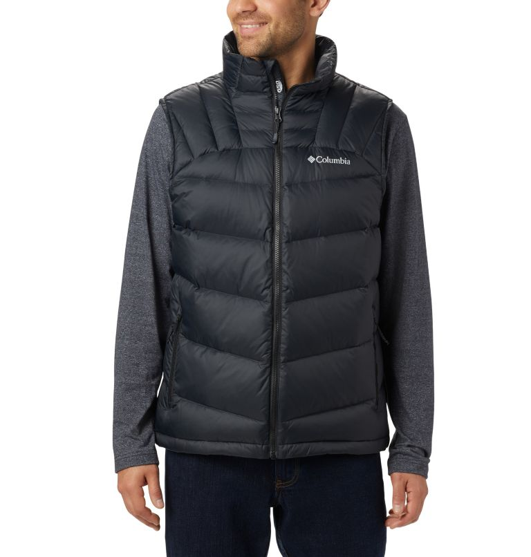 Men's Centennial Creek Down Vest Men's Centennial Creek Down Vest, front
