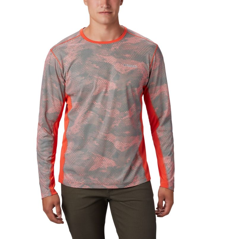 Men's Solar Chill™ 2.0 Long Sleeve Men's Solar Chill™ 2.0 Long Sleeve, front