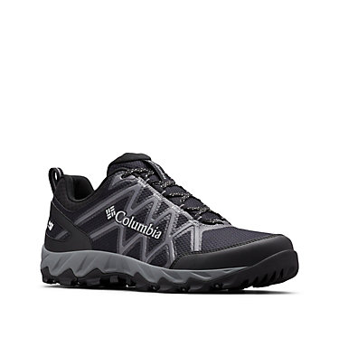 Men's Peakfreak™ X2 OutDry™ Shoe PEAKFREAK™ X2 OUTDRY™ | 012 | 7, Black, Ti Grey Steel, 3/4 front