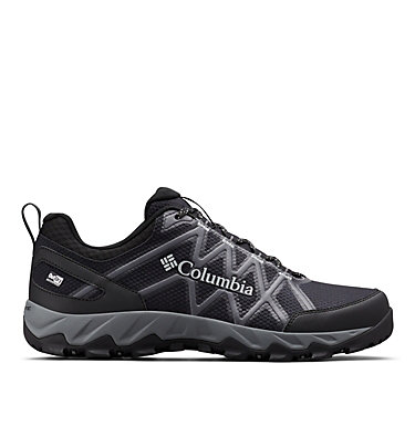 Men's Peakfreak X2 OutDry™ Shoe PEAKFREAK™ X2 OUTDRY™ | 012 | 7, Black, Ti Grey Steel, front