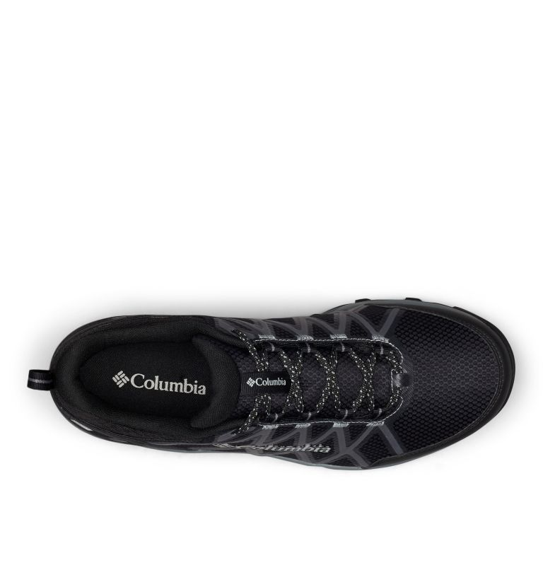 PEAKFREAK™ X2 OUTDRY™ | 010 | 14 Men's Peakfreak™ X2 OutDry™ Shoe, Black, Ti Grey Steel, top