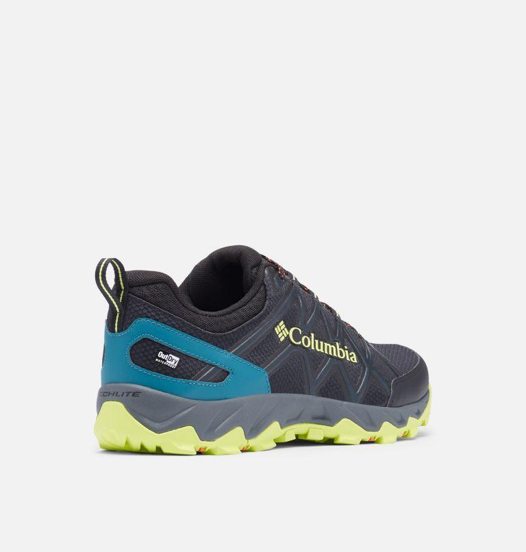 PEAKFREAK™ X2 OUTDRY™ | 012 | 11 Men's Peakfreak™ X2 OutDry™ Shoe, Black, Voltage, 3/4 back