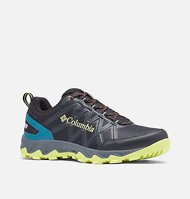 Men's Peakfreak™ X2 OutDry™ Shoe PEAKFREAK™ X2 OUTDRY™ | 012 | 7, Black, Voltage, 3/4 front
