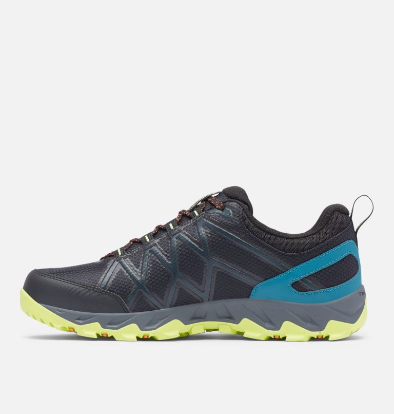 PEAKFREAK™ X2 OUTDRY™ | 012 | 11 Men's Peakfreak™ X2 OutDry™ Shoe, Black, Voltage, medial
