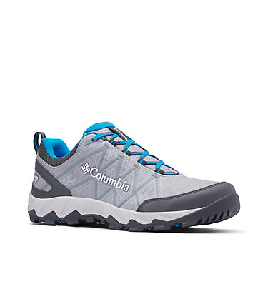 Men's Peakfreak™ X2 OutDry™ Shoe PEAKFREAK™ X2 OUTDRY™ | 053 | 10, Monument, Pool, 3/4 front