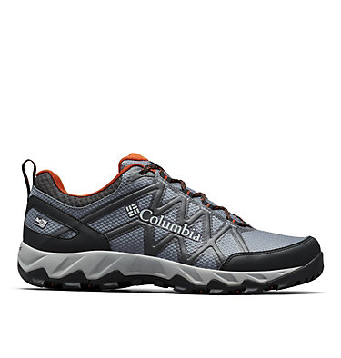 Men's Peakfreak™ X2 OutDry™ Shoe PEAKFREAK™ X2 OUTDRY™ | 012 | 7, Graphite, Dark Adobe, front