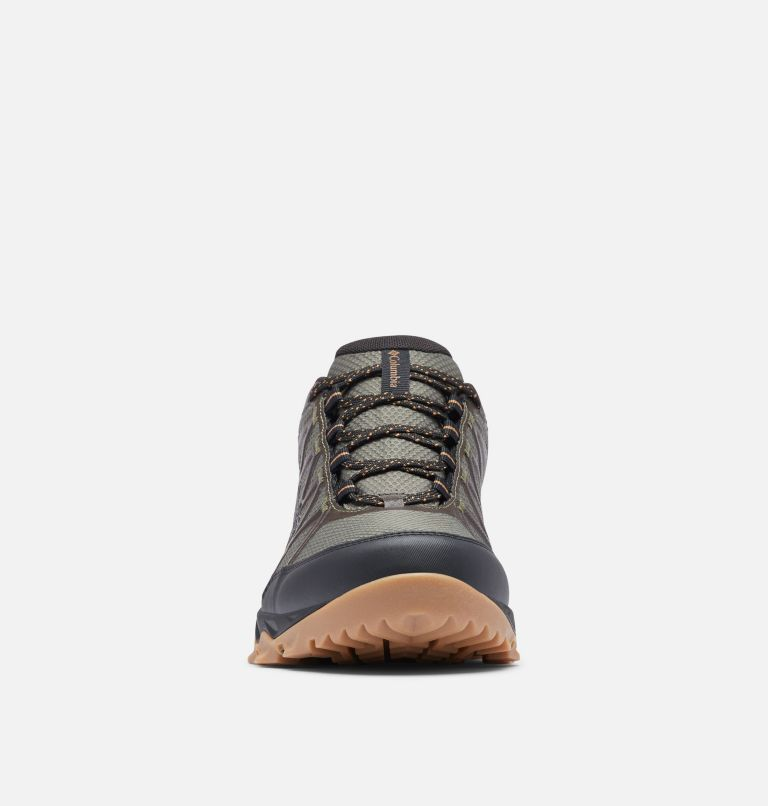 PEAKFREAK™ X2 OUTDRY™ | 213 | 12 Men's Peakfreak X2 OutDry™ Shoe, Peatmoss, Elk, toe