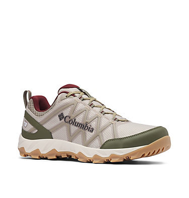 Men's Peakfreak X2 OutDry™ Shoe PEAKFREAK™ X2 OUTDRY™ | 012 | 7, Silver Sage, Madder Brown, 3/4 front