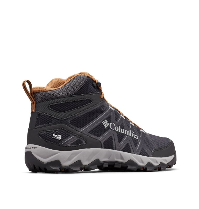 Men's Peakfreak™ X2 Mid OutDry™ Hiking Boot Men's Peakfreak™ X2 Mid OutDry™ Hiking Boot, 3/4 back