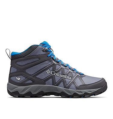Men's Peakfreak™ X2 Mid OutDry™ Hiking Boot PEAKFREAK™ X2 MID OUTDRY™ | 012 | 7, Graphite, Blue Jay, front