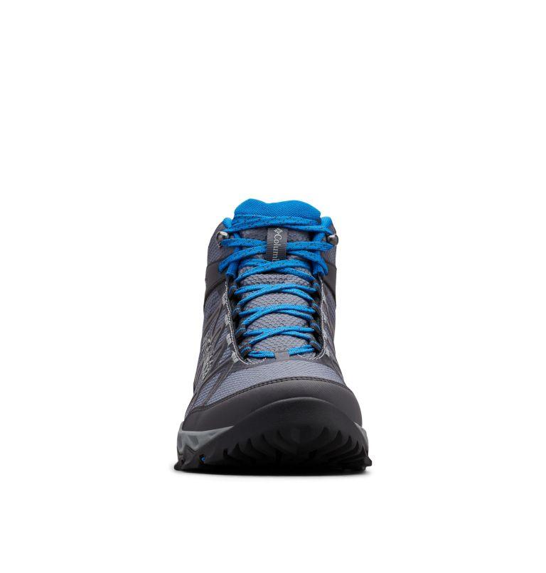 PEAKFREAK™ X2 MID OUTDRY™ | 053 | 7 Bota Peakfreak X2 de media caña con OutDry™ para hombre, Graphite, Blue Jay, toe