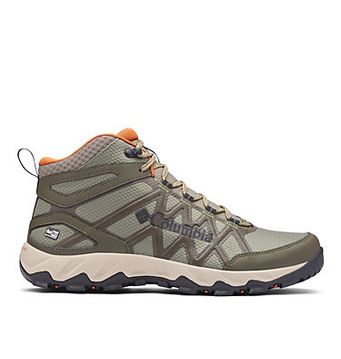 Men's Peakfreak™ X2 Mid OutDry™ Hiking Boot PEAKFREAK™ X2 MID OUTDRY™ | 012 | 15, Hiker Green, Cedar, front