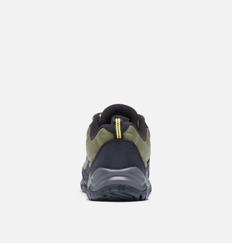 FIRECAMP™ FLEECE III | 371 | 9 Men's Firecamp™ Fleece Lined Shoe, Hiker Green, Mineral Yellow, back