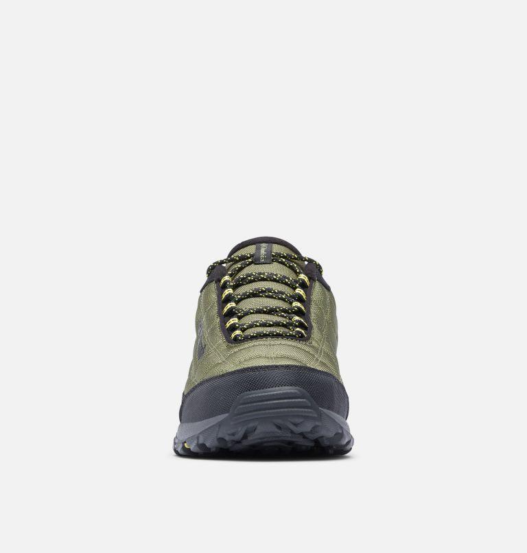 FIRECAMP™ FLEECE III | 371 | 9 Men's Firecamp™ Fleece Lined Shoe, Hiker Green, Mineral Yellow, toe