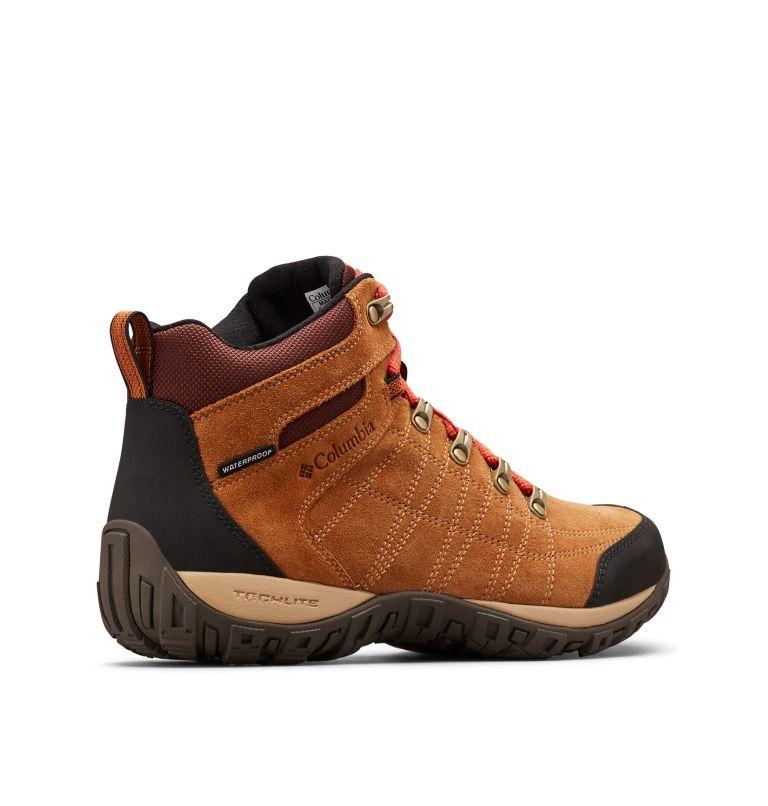 Men's Peakfreak™ Venture Suede II Mid Waterproof Shoe Men's Peakfreak™ Venture Suede II Mid Waterproof Shoe, 3/4 back