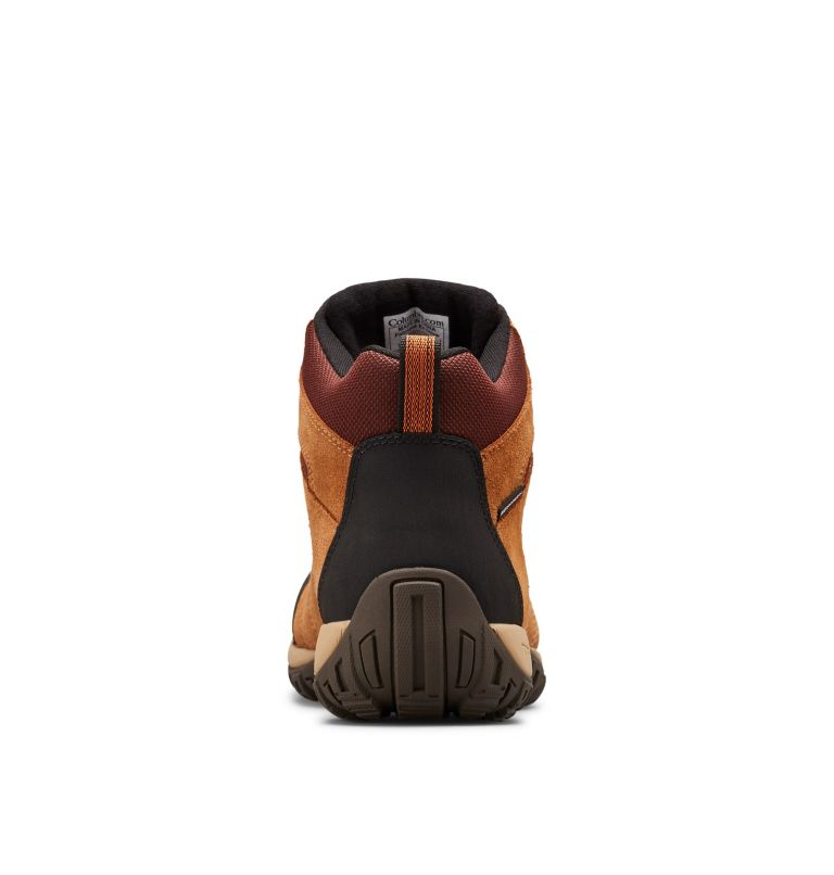 Men's Peakfreak™ Venture Suede II Mid Waterproof Shoe Men's Peakfreak™ Venture Suede II Mid Waterproof Shoe, back