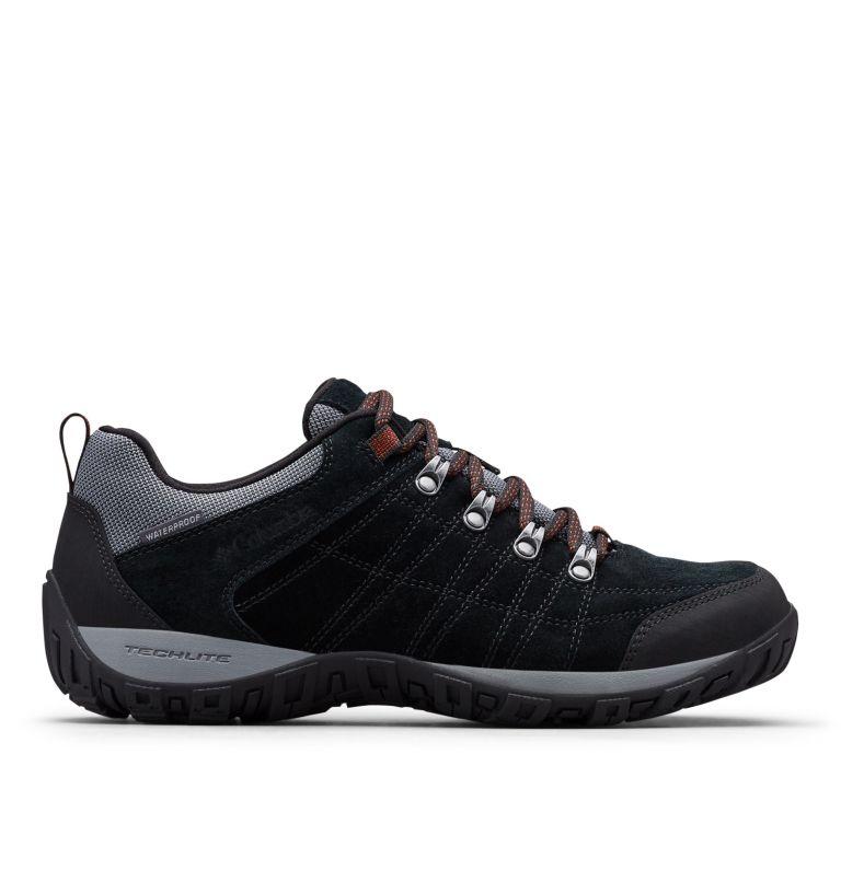 PEAKFREAK™ VENTURE S II WP | 010 | 12 Chaussure Imperméable En Suédine Peakfreak™ Venture II Homme, Black, Dark Adobe, front