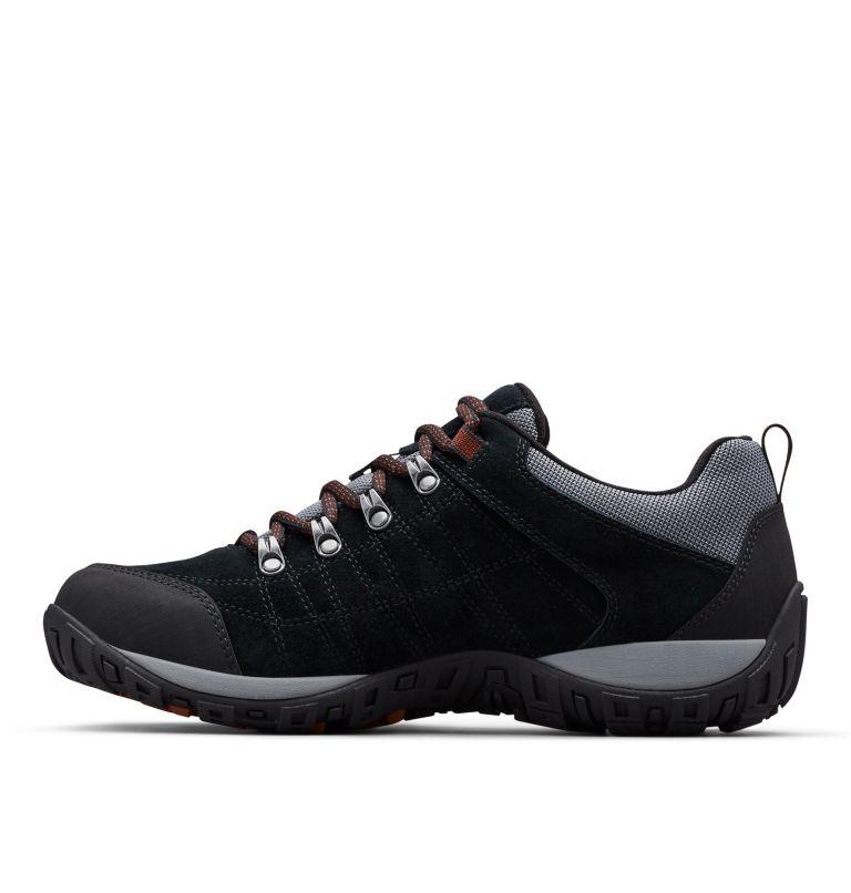 PEAKFREAK™ VENTURE S II WP | 010 | 12 Chaussure Imperméable En Suédine Peakfreak™ Venture II Homme, Black, Dark Adobe, medial