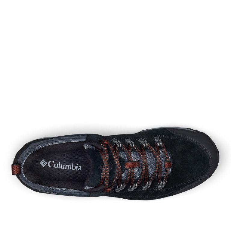 PEAKFREAK™ VENTURE S II WP | 010 | 12 Chaussure Imperméable En Suédine Peakfreak™ Venture II Homme, Black, Dark Adobe, top