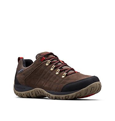 Men's Peakfreak™ Venture Suede II Waterproof Shoe , 3/4 front
