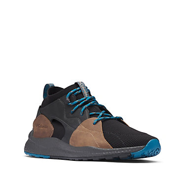 Men's SH/FT OutDry™ Mid Shoe SH/FT™ OUTDRY™ MID | 049 | 13, Black, Brown, 3/4 front